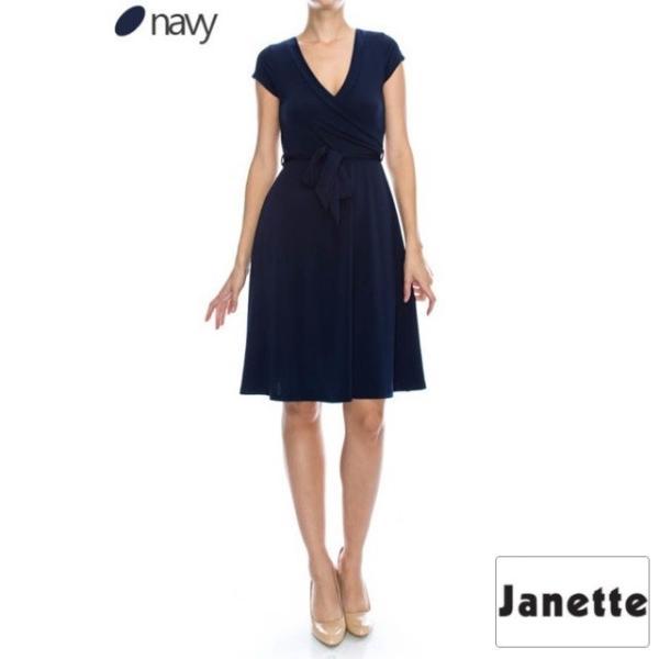 JANETTE ジャネット JANE-1&2 アメリカ LA ジャージーワンピース スプリング/サマー 2018新作|mcb-apparel|03