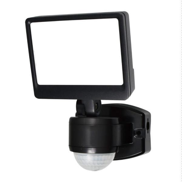 ELPA 屋外用LEDセンサーライト AC電源 ESL-SS421AC