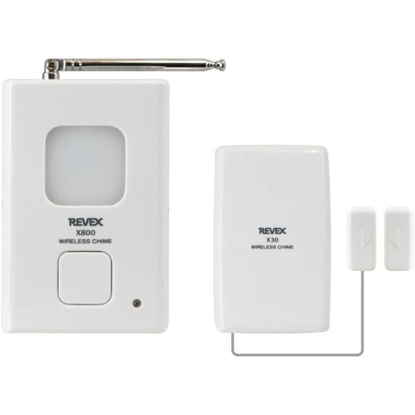 リーベックス(REVEX)Xシリーズドア窓チャイムセット/X830
