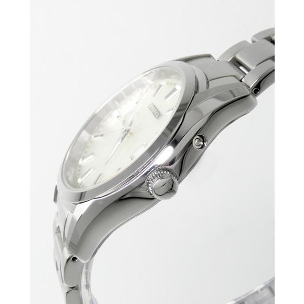 ザ・シチズン(TheCITIZEN) メンズ 男性用 エコ・ドライブ腕時計 10年保証・無償点検 年差±5秒!世界最高レベルの精度 【AQ1000-66A】(国内正規品)|mcoy|03