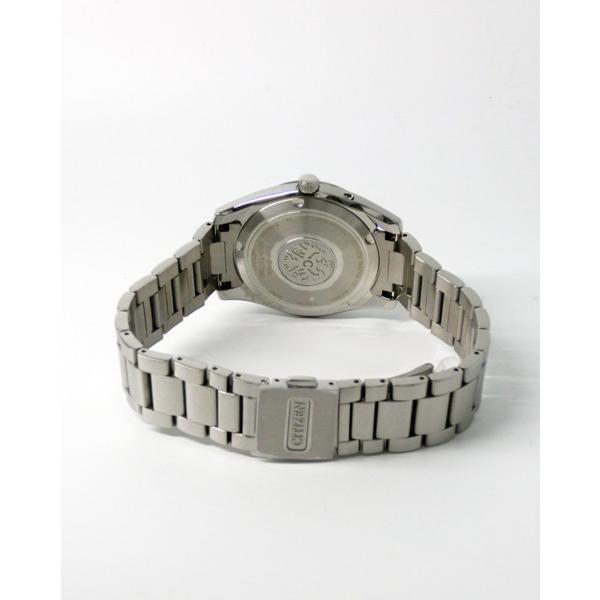 ザ・シチズン(TheCITIZEN) メンズ 男性用 エコ・ドライブ腕時計 10年保証・無償点検 年差±5秒!世界最高レベルの精度 【AQ1000-66A】(国内正規品)|mcoy|05