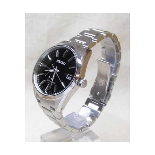 【7年保証】 グランドセイコー GS メンズ腕時計 スプリングドライブ 男性用 品番:SBGA101 国内正規品 拭き布(クロス)付|mcoy|02