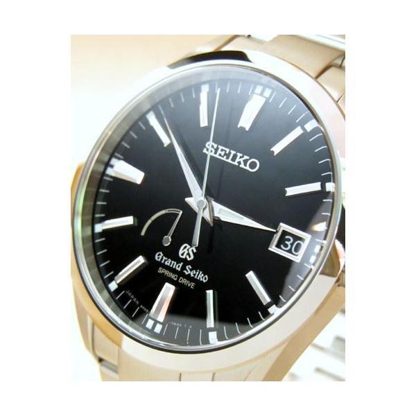 【7年保証】 グランドセイコー GS メンズ腕時計 スプリングドライブ 男性用 品番:SBGA101 国内正規品 拭き布(クロス)付|mcoy|05
