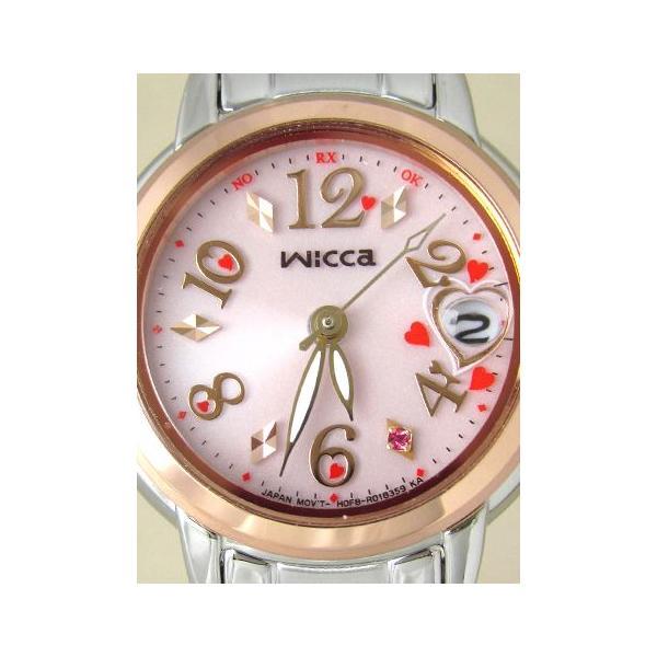 【7年保証】シチズン(CITIZEN)レディース 女性用  ソーラーテック電波腕時計 ウィッカ 剛力彩芽さんコラボレーション第4弾 【KL0-014-95】(国内正規品)|mcoy|04