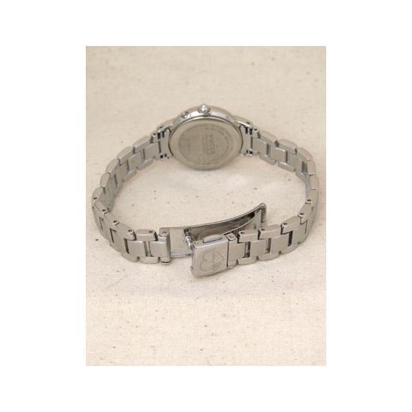 【7年保証】シチズン(CITIZEN)レディース 女性用  ソーラーテック電波腕時計 ウィッカ 剛力彩芽さんコラボレーション第4弾 【KL0-014-95】(国内正規品)|mcoy|06