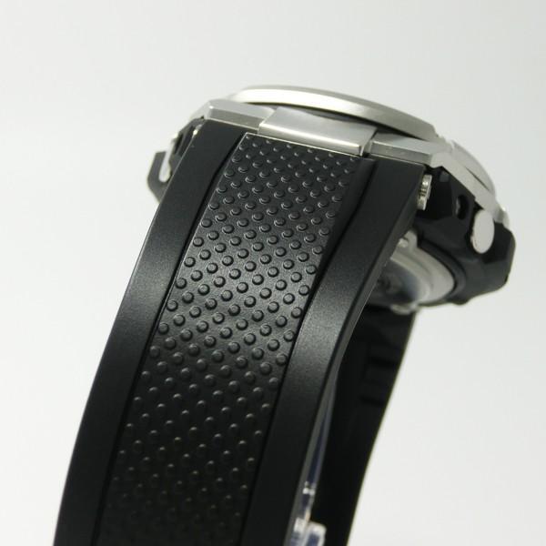 【7年保証】カシオ G-SHOCK  メンズ ソーラー電波腕時計 男性用 Gスチール  ミッドサイズ 品番:GST-W310-1AJF mcoy 04