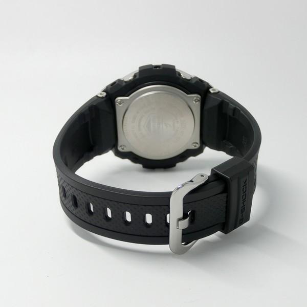 【7年保証】カシオ G-SHOCK  メンズ ソーラー電波腕時計 男性用 Gスチール  ミッドサイズ 品番:GST-W310-1AJF mcoy 05