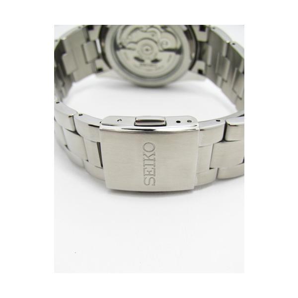【7年保証】送料無料!セイコーメカニカル メンズ 男性用腕時計 オートマチック(自動巻き) 【SARB070】 (国内正規品)【02P27Sep14】|mcoy|04
