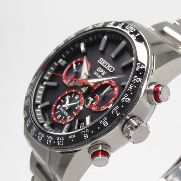 メンズ 腕時計 7年保証 送料無料 セイコー アストロン GPS ソーラー SBXC017 正規品 SEIKO ...