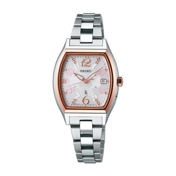 【7年保証】送料無料セイコー(SEIKO) ルキア(LUKIA)【SSQW020】レディース 女性用 腕時計 電波ソーラー(国内正規品)|mcoy