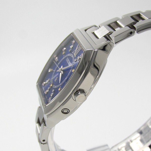 【7年保証】 セイコー ルキア  ソーラー電波腕時計 2017 クリスマス限定モデル 女性用 品番:SSVW111|mcoy|03