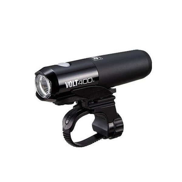 自転車用 ハイパワー充電ライト キャットアイ HL-EL461RC VOLT400 ハンドル対応径22-32mm/ロードバイク :
