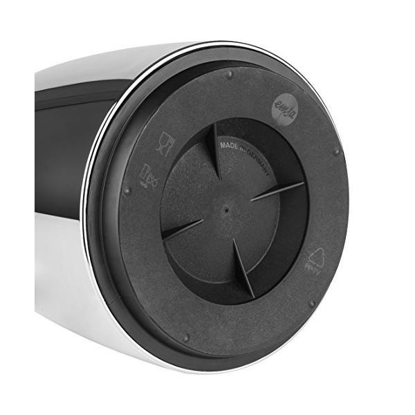 (650mls, Midi Chrome) - Emsa Auberge Midi 650ml Quick Tip Insulated|mdk-store|05