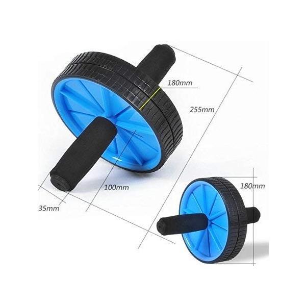 RaiFu フィットネス機器 腹筋器具 エクササイズ用 ホームジム フィットネス トレーニング 鉄製ハンドル|mdk-store|02