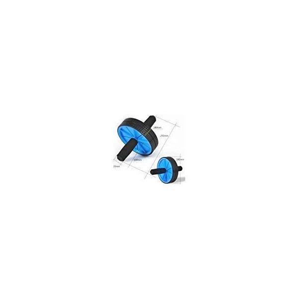 RaiFu フィットネス機器 腹筋器具 エクササイズ用 ホームジム フィットネス トレーニング 鉄製ハンドル|mdk-store|04