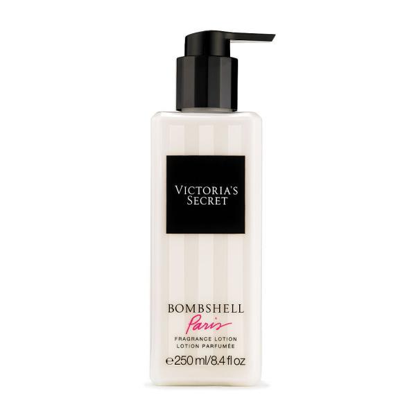 海外セレブVICTORIA'S SECRET ヴィクトリアシークレット ボディローション Bombshell Paris Fragrance Lotion|me-plus