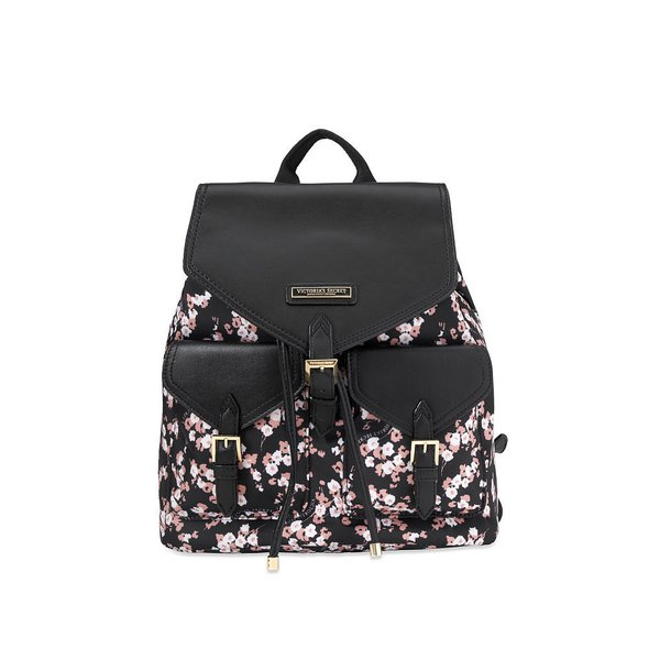 d5c1c61c80 VICTORIA S SECRET PINK BACKPACK Pebbled V-Quilt Small City Backpack|me-plus  ...