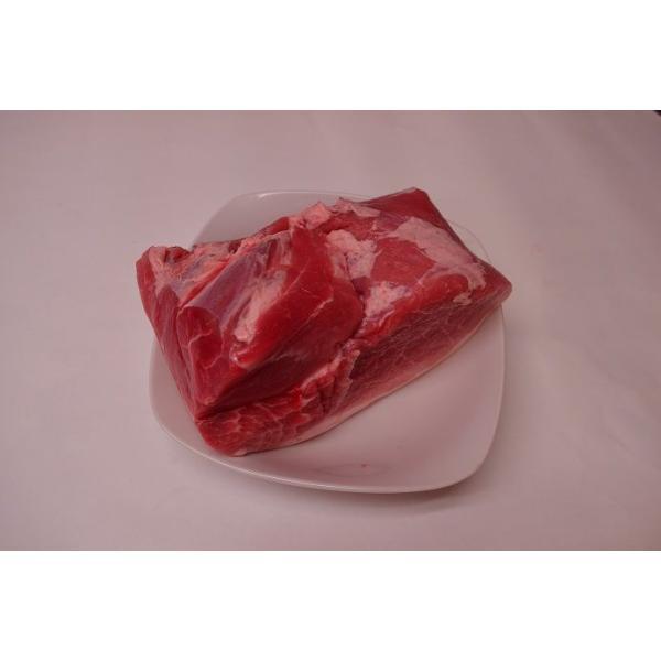 豚肉 訳あり 国産 豚もも スライス 切り落とし 500g(真空パック)|meatshopitou298|03