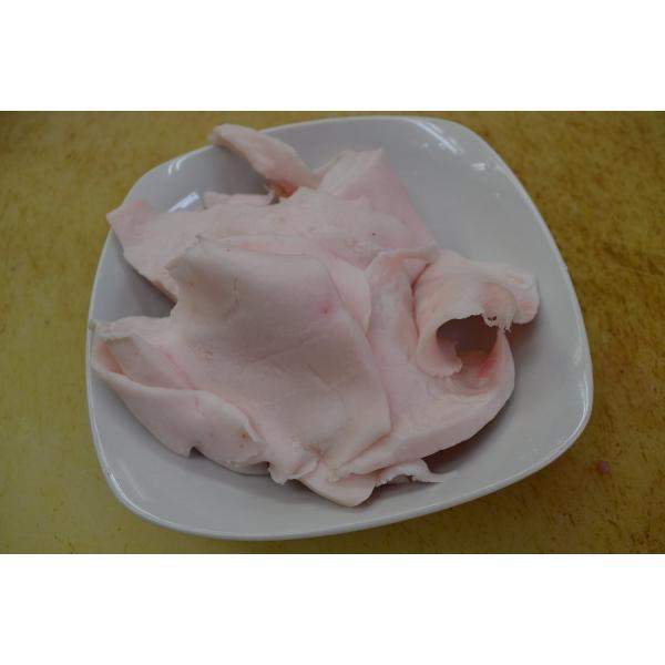 国産 豚 背脂 業務用 1キロ×3パック 3キロセット ( 3kg )