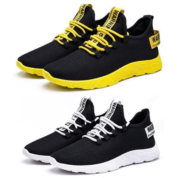 メンズ靴 シューズ メンズ 運動靴 ランニングシューズ スニーカー 靴 カジュアルシューズ おしゃれ 紳士靴 ズック靴 新作 media-saronstore 07