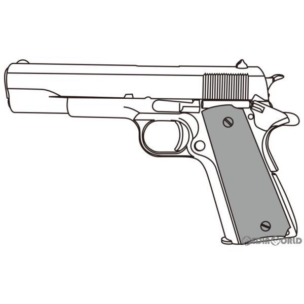 『予約安心出荷』{MIL}マルシン工業 発火モデルガン 組立キット M1911A1 シルバー ABS(発売日未定)