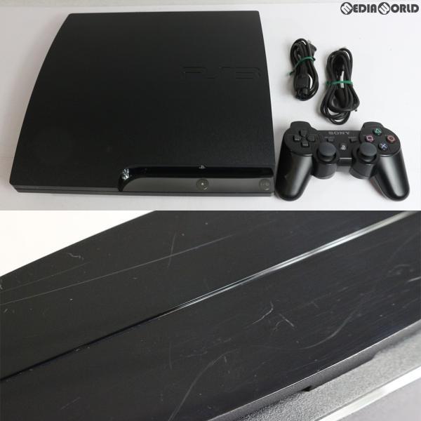 PlayStation3本体 160GB チャコールブラック CECH-2500Aの画像