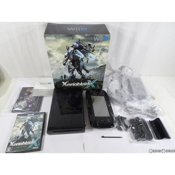 Wii U ゼノブレイドクロス セット(WUP-S-KAGL)の画像