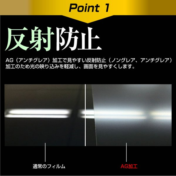 HP Pavilion Laptop 13(13.3インチ)機種で使える 反射防止 液晶保護フィルム と シリコンキーボードカバー mediacover 04