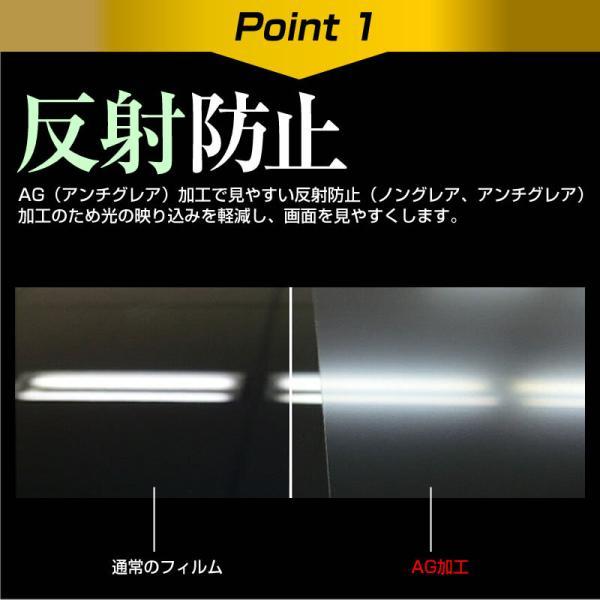 シャープ AQUOS LC-24P5 反射防止 ノングレア 液晶TV 保護フィルム ノングレア 気泡レス加工  キズ防止