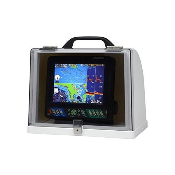 HONDEX(ホンデックス) 魚探ボックス GB01(固定取付型).|mediaearth