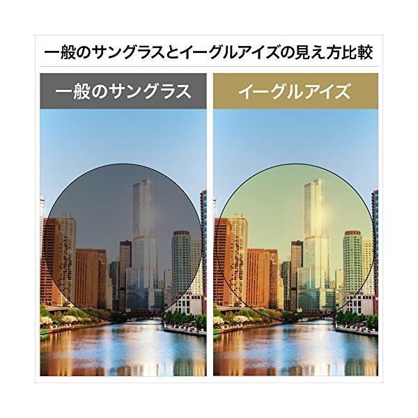 ショッイーグルアイズ オーバーグラス [メーカー保証1年付] アイケア サングラス 紫外線99.9% カット ブルーライト98%|mediaearth|05