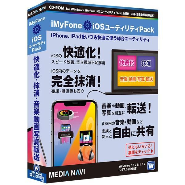 iMyFone iOSユーティリティPack|medianavi-direct
