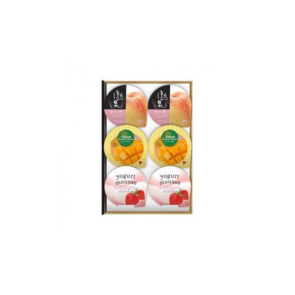 金澤兼六製菓 詰め合せギフト フルーティーデザートコレクション 6個入×20セット DC-6 代引き不可/同梱不可