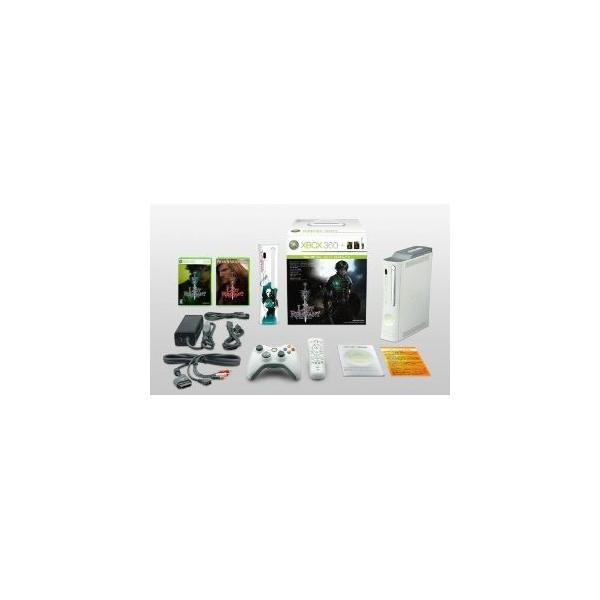 XBOX360本体 ラストレムナントプレミアムパック 60GBの画像