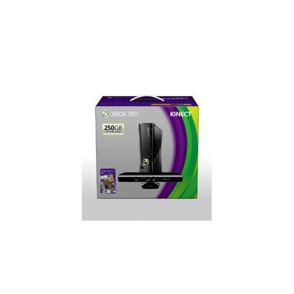 XBOX360本体 + Kinect スペシャル エディション 250GB S7G-00017の画像