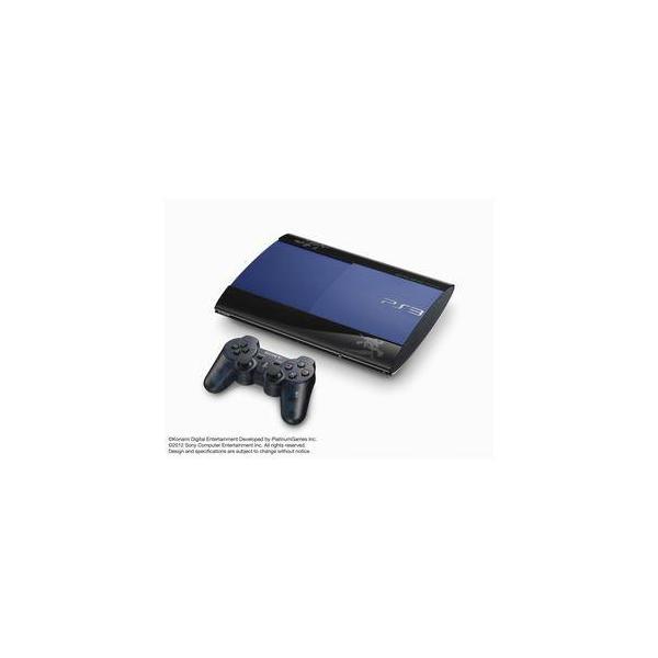 PlayStation3本体 250GB メタルギア ライジング リベンジェンス 斬奪 パッケージの画像