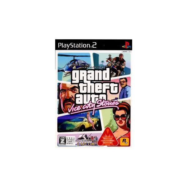 グランド・セフト・オート・バイスシティ・ストーリーズ [PS2]の画像