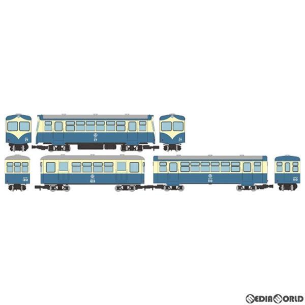 『新品』『お取り寄せ』{RWM}312048 鉄道コレクション 猫屋線 キハ17・ホハフ123・ホハフ110形新塗装 3両セット(動力無し) HOナローゲージ 鉄道模型 TOMYTEC