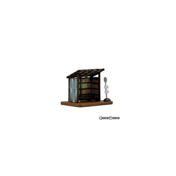 『予約安心発送』{RWM}318194 情景コレクション 情景小物80 待合室B 〜バス停・猫屋線〜 HOゲージ 鉄道模型 TOMYTEC(トミーテック)(2021年10月)