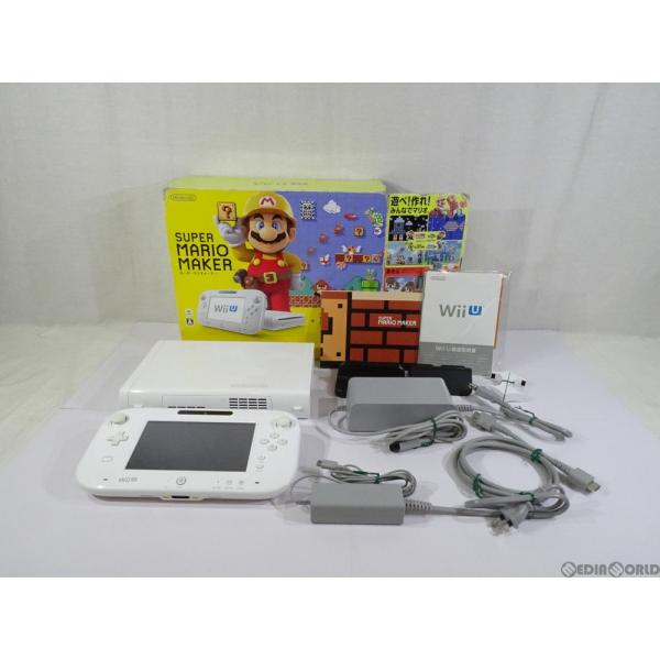 Wii U スーパーマリオメーカー セット(WUP-S-WAHA)の画像