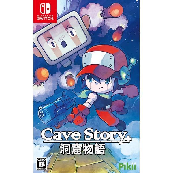 CaveStory+NintendoSwitch新品ニンテンドースイッチ