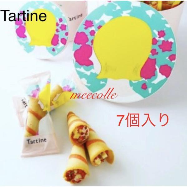 TARTINEタルティンブーケ7個入りお菓子クッキー贈答品ギフト東京第1号店タルテイン