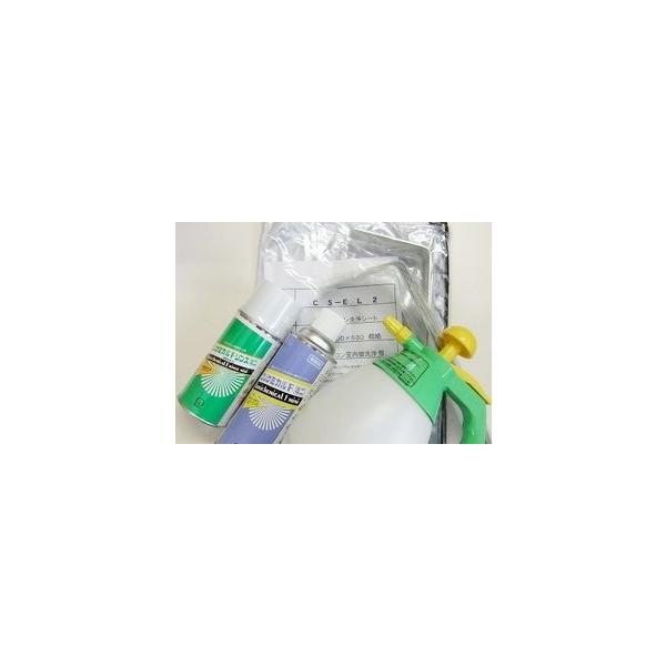 家庭用エアコン洗浄セットエアコンクリーニング 利用