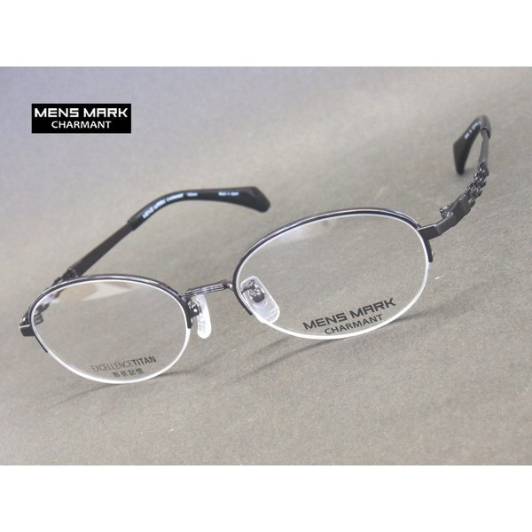MENSMARK メンズマーク XM5502BK ブラック 国産高級メガネフレーム 鯖江