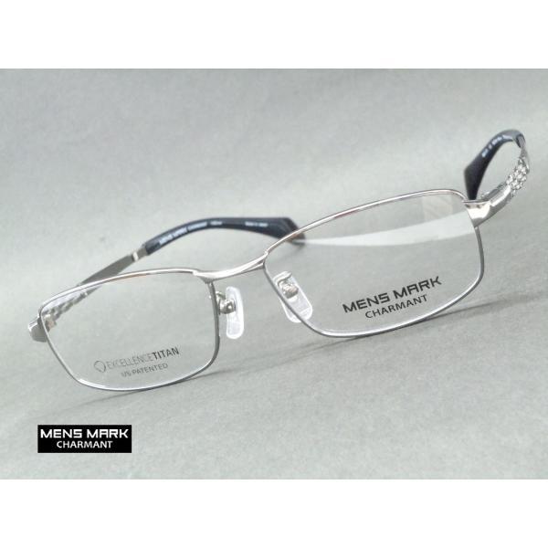 MENSMARK メンズマーク XM1171 LG 国産高級メガネフレーム 鯖江