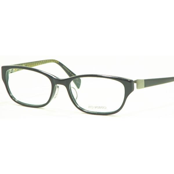 【KIO YAMATO】キオヤマト日本製メガネKP-097A-03度付きレンズメガネセット