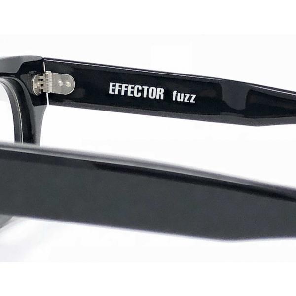 エフェクター EFFECTOR fuzz ブラック|meganenohato8|05