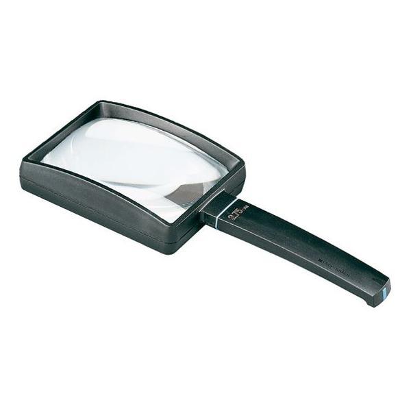 ルーペ 非球面 高倍率 エッシェンバッハ  アスフェリカル2 角型2.8倍 レンズ 100×75mm