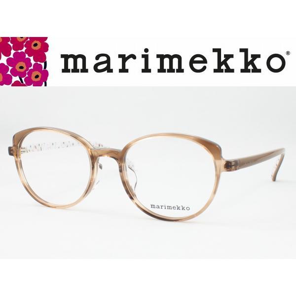 marimekko マリメッコ メガネフレーム 32-0052-01 度付き対応 近視 遠視 老眼 遠近両用 キャットアイ フォックス ボストン クラシック レディス