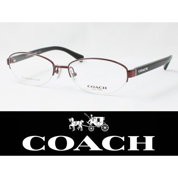 COACH コーチ メガネフレーム HC5081TD-9073 度付き対応 近視 遠視 老眼 遠近両用 日本正規品